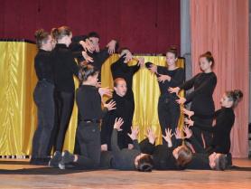 У Ковелі показали постановку до Дня вшанування ліквідаторів Чорнобильської аварії