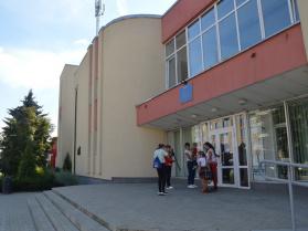 Дитячо-юнацька спортивна школа імені Євгена Кондратовича