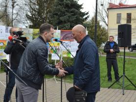 Ковельчани у 35 роковини вшанували пам'ять жертв аварії на Чорнобильській АЕС