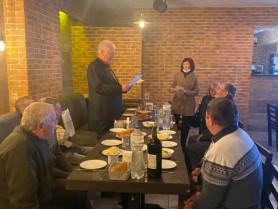 У Люблинці до 35 річниці Чорнобильської трагедії ліквідатори поділилися своїми історіями