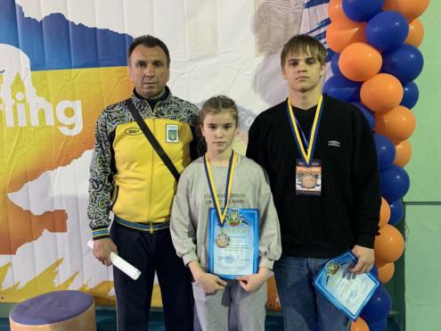 Ковельчани успішно виступили на відбірковому чемпіонаті України з вільної боротьби