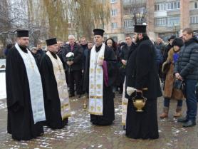 У Ковелі вшанували учасників ліквідації наслідків аварії на Чорнобильській АЕС