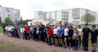 У Ковелі відбувся чемпіонат міста з легкої атлетики