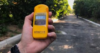 Вимірювання рівня радіації