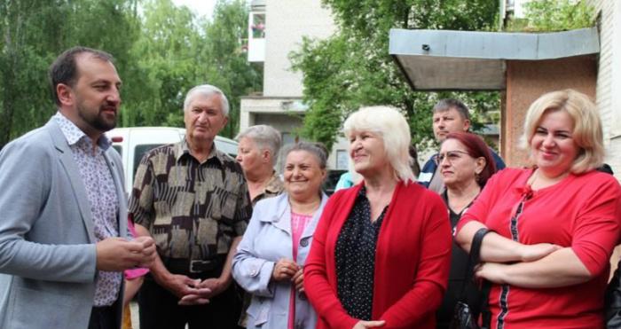 У Ковелі відремонтують прибудинкові території на бульварі Лесі Українки
