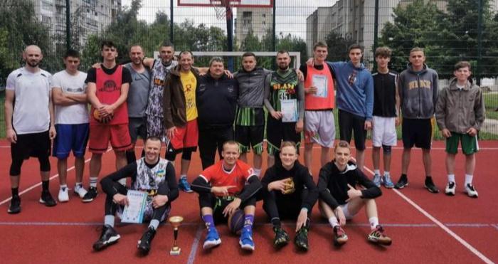 У Ковелі відбувся турнір зі стрітболу