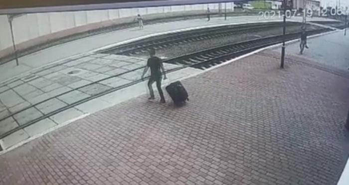 На вокзалі у Ковелі викрали валізу