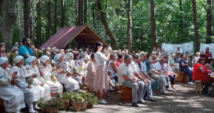 У Колодяжному відбувся третій етнофестиваль «На гостини до Лесі»