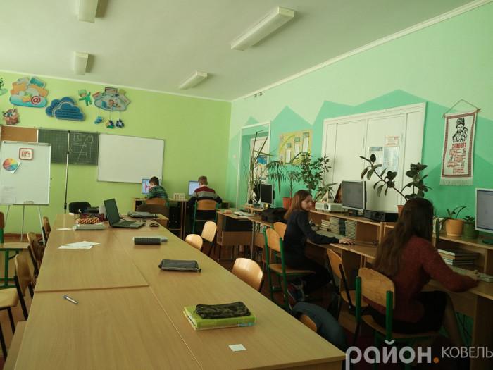 Клас інформатики
