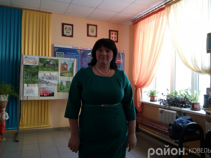 Олена Балецька