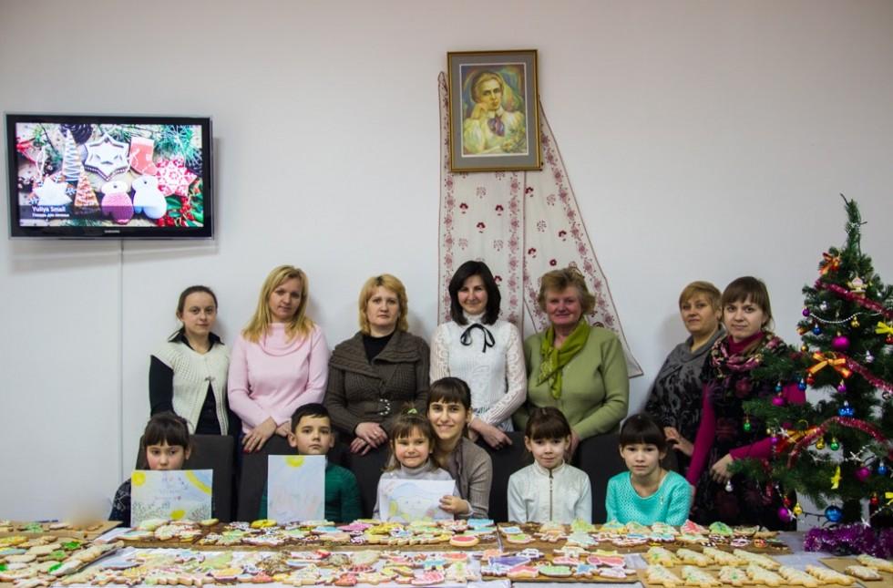 Різдво в Косачів