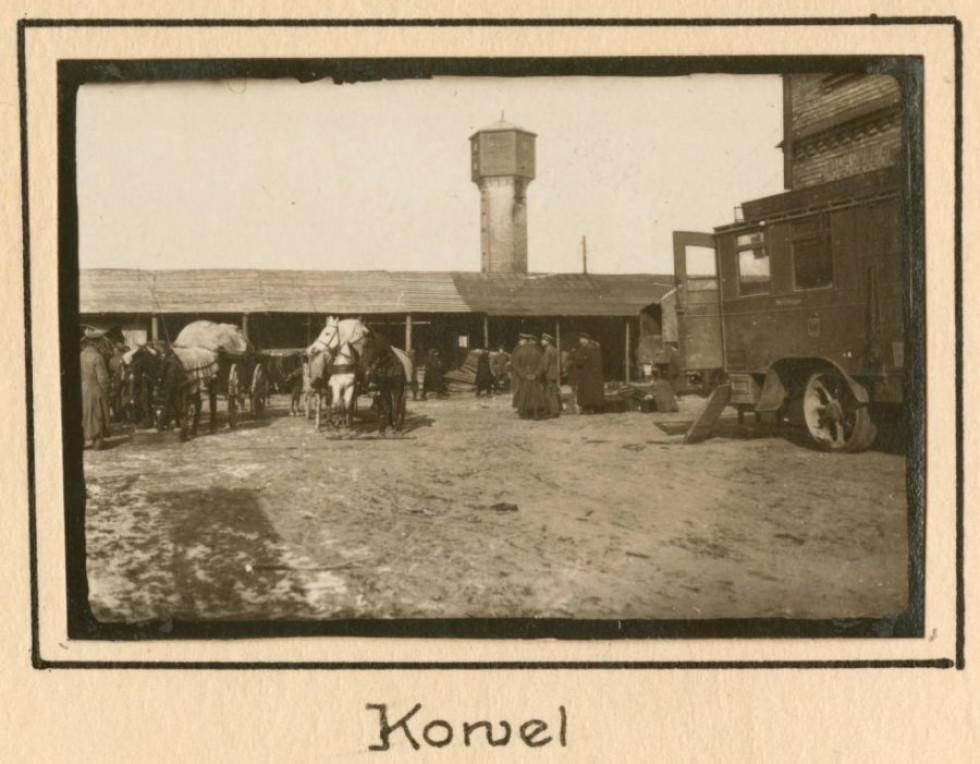 Ковель, 1918 р.
