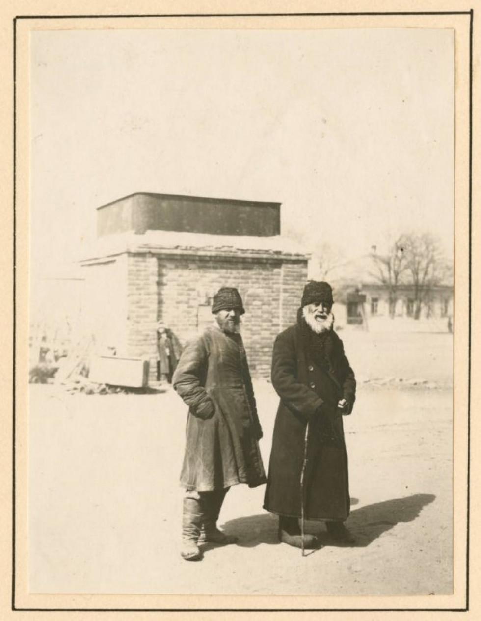 Українські чоловіки, 1918 р.