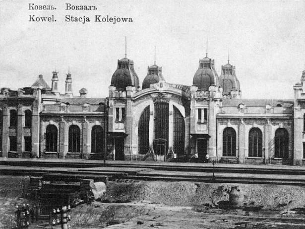 Ковель у Австро-Угорській кінохроніці 1915 року. ВІДЕО