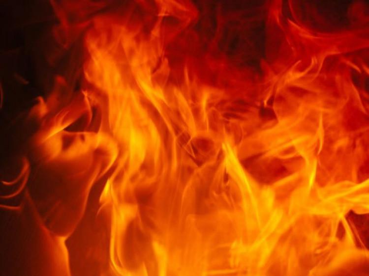 На Ковельщині горіли два будинки / Фото ілюстративне