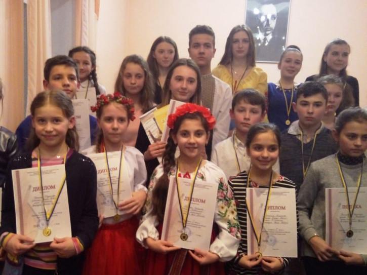 Перші здобутки вихованців Люблинецької школи мистецтв у 2019 році