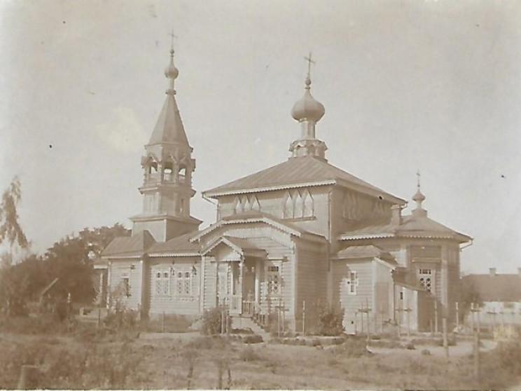 Унікальні фото Ковеля, які датуються 1916 роком