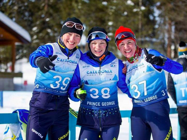 Юлія Батенкова-Бауман здобула чергову медаль у Канаді