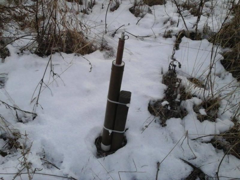 На Ковельщині знайшли сигнальні міни та заряд до гранати / Фото ілюстративне