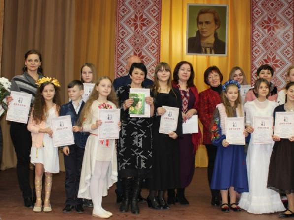 У Колодяжному відбувся обласний конкурс читців Лесі Українки