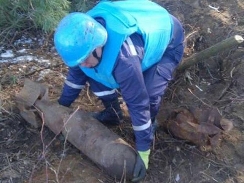 На Ковельщині сапери знешкодили 10 боєприпасів часів минулих воєн