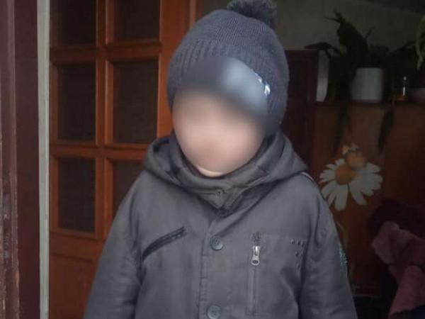 У Ковелі патрульні допомогли 8-річному хлопчикові, який загубився у місті