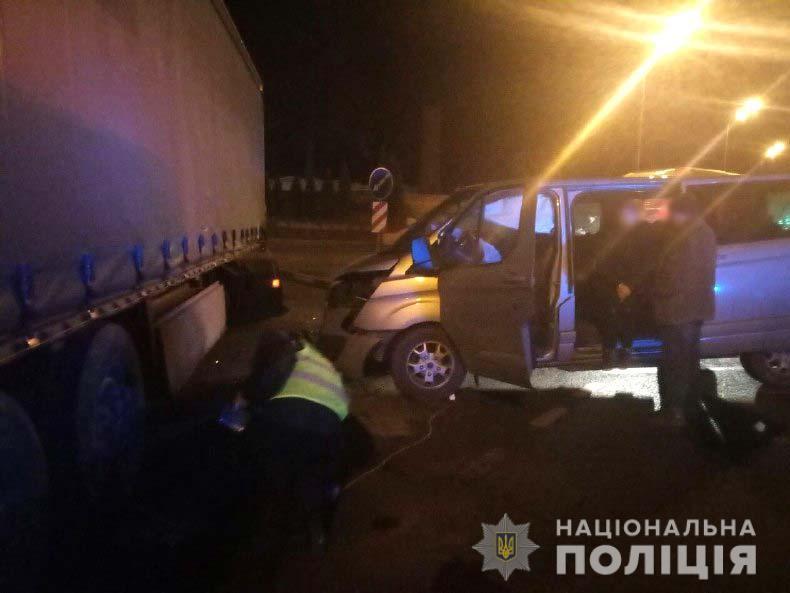 Житель Ковельщини влаштував аварію на Рівненщині