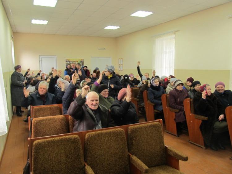 Села на Турійщині підтримали приєднання до Ковеля