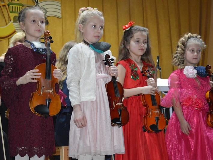 Камерний оркестр «Квінта» у Ковелі відзначив 15-річний ювілей