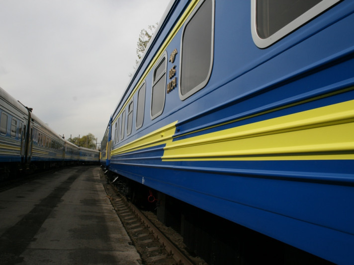 На Житомирщині під поїздом «Ковель-Київ» загинув 18-річний юнак  / Фото ілюстративне