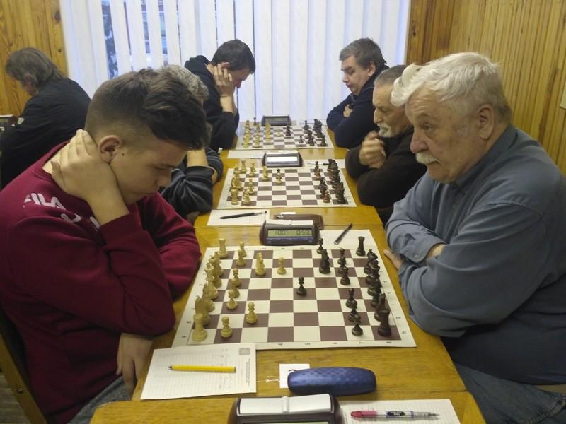 У Ковелі відбувся чемпіонат області з шахів