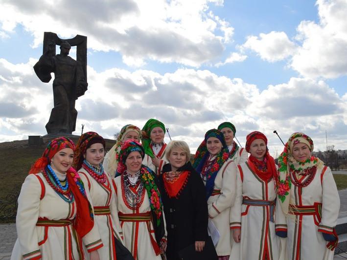 У Ковелі вшанували пам'ять Тараса Шевченка