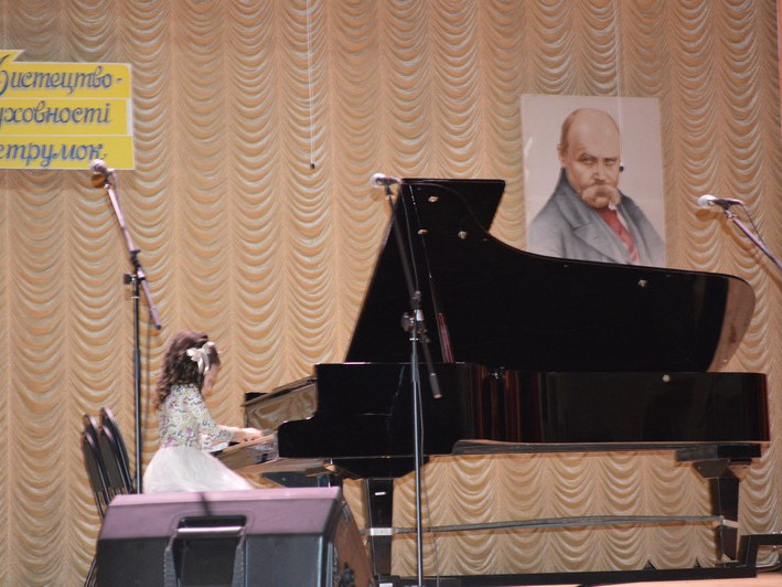 У Ковелі звітували юні музиканти зі школи мистецтв