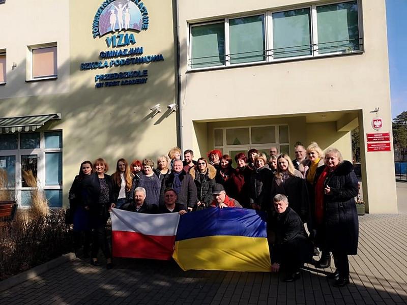 Ковельські педагоги переймали досвід польських колег
