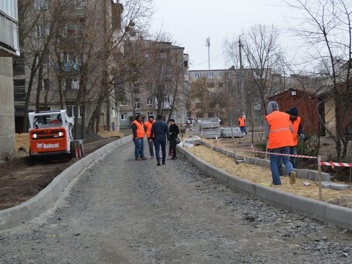 У Ковелі реконструюють вулицю Мічуріна