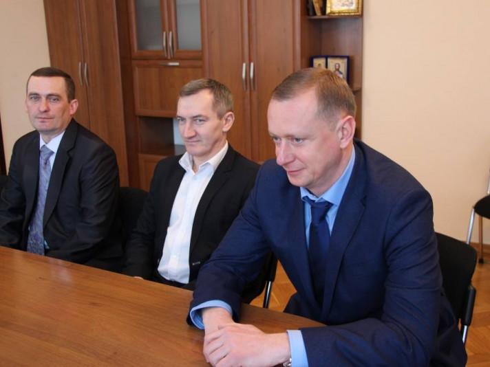 Представили нового керівника Ковельського відділення «Волиньгазу»