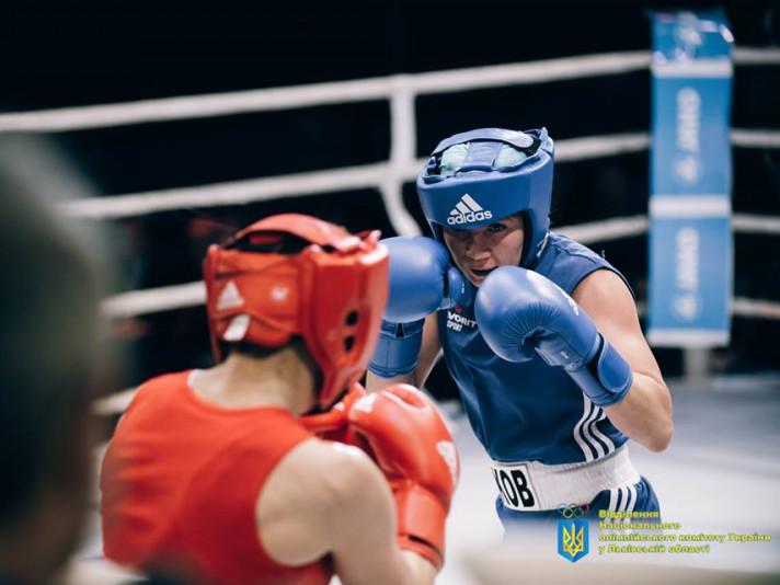 Ковельчанка Тетяна Коб у поєдинку програла боксерці з Польщі