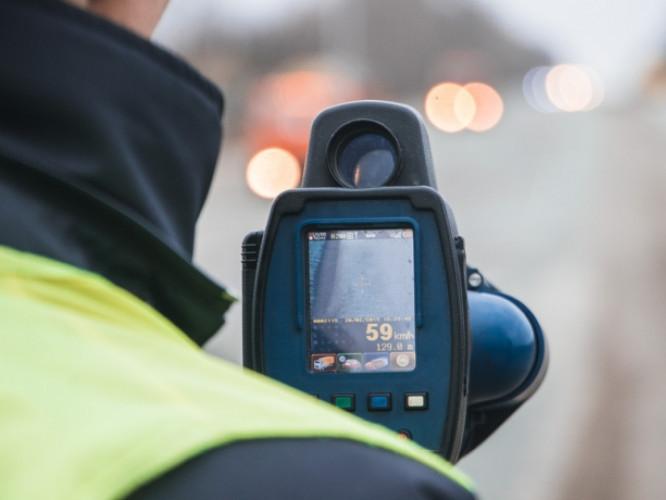 На дорозі Ковель – Луцьк почали працювати патрульні з радарами / Фото ілюстративне
