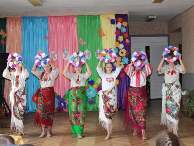У Скулині відбувся звітний концерт юних талантів