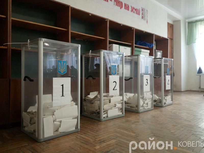Володимир Зеленський лідирує на 21 виборчому окрузі