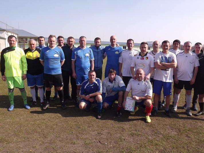 У Ковелі відбувся футбольний турнір «Весна – 2019»