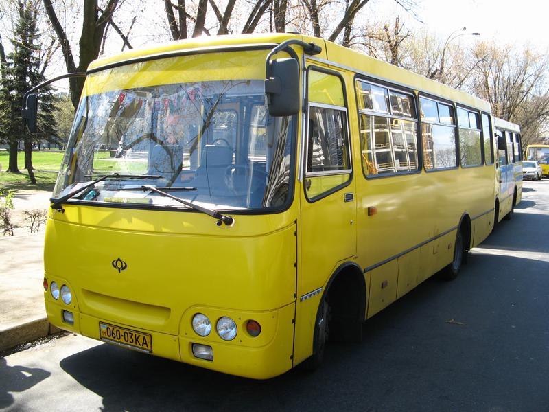 У Ковелі буде новий автобусний маршрут до вулиці Володимира Кияна / Фото ілюстративне
