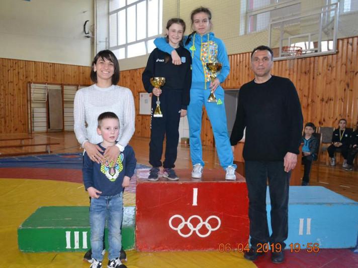 Борчиня Юлія Ткач була почесною гостею всеукраїнського турніру в Ковелі