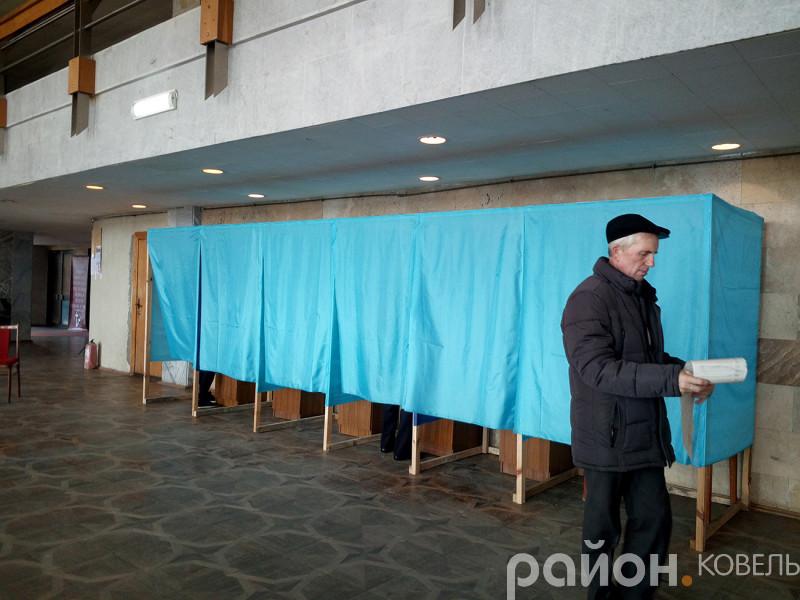 На дільниці на Ковельщині привезли менше бюлетенів, ніж виборців у списку / Фото ілюстративне