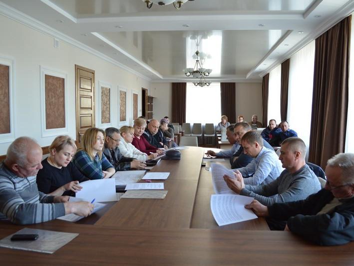 У Ковелі розглянули заяви учасників АТО про надання земельних ділянок