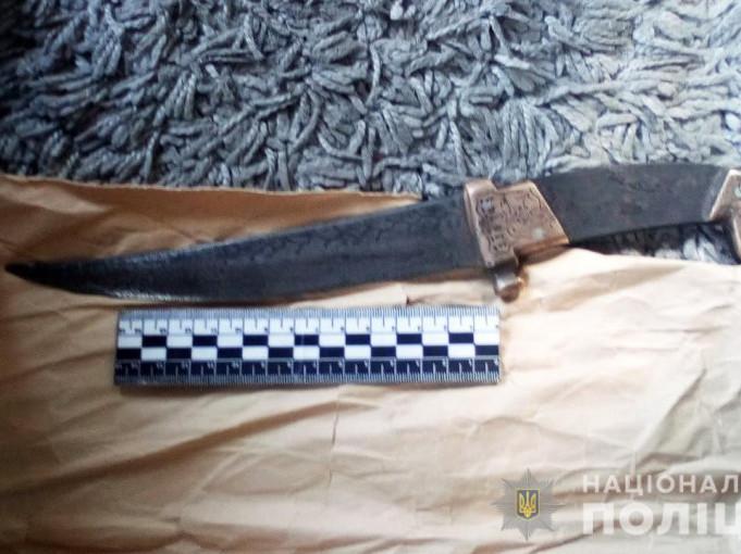 Прикордонники вилучили у ковельчанина два ножі