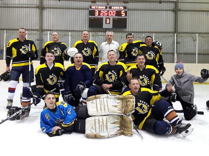 Хокейний клуб «Ковель» знову переміг
