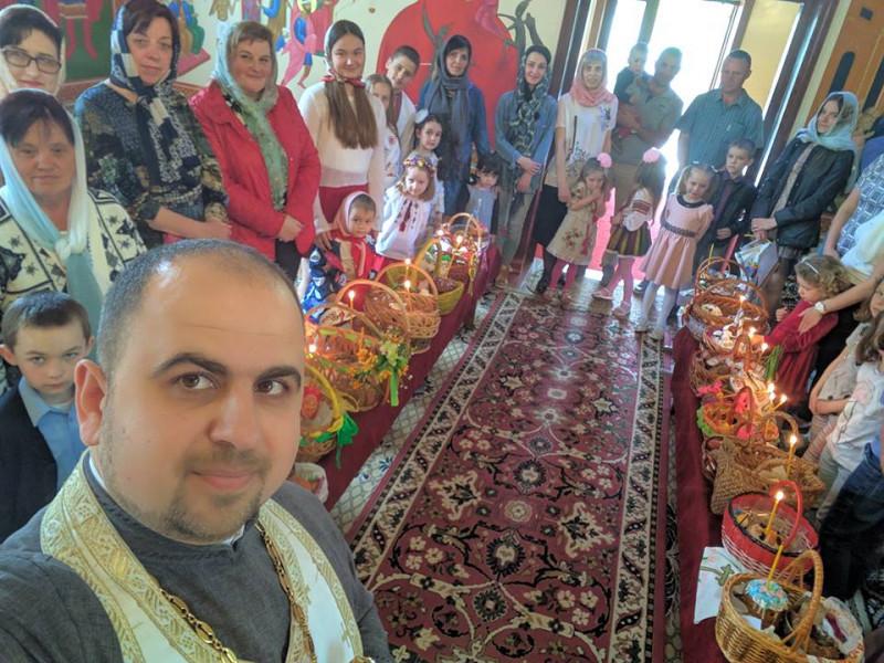 «Відчувається дух свята», – Великдень у селі Воля-Ковельська