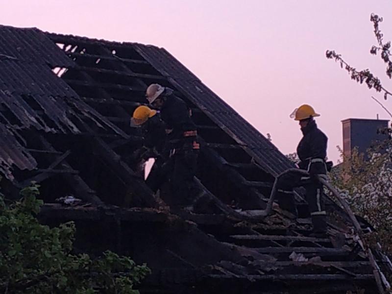 У Ковелі під час пожежі загинуло літнє подружжя
