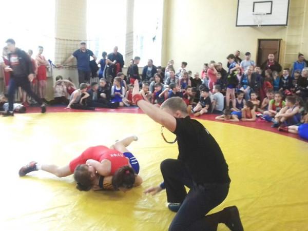 Дубове: відбувся турнір з вільної боротьби пам'яті тренера Павла Безеки